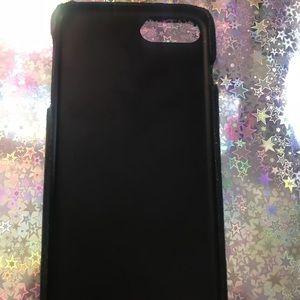 iPhone 7 Plus case velvet